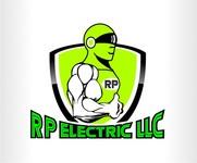 RP ELECTRIC LLC Logo - Entry #14