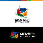 Move Up TV Training  Logo - Entry #29