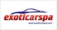 i need a logo for www.exoticarspa.com - Entry #90