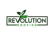 Revolution Roofing Logo - Entry #441