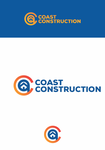CA Coast Construction Logo - Entry #26
