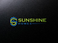 Sunshine Homes Logo - Entry #354