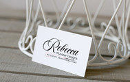 Rebecca Munster Designs (RMD) Logo - Entry #26