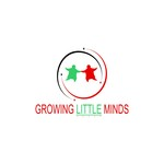 Growing Little Minds Early Learning Center or Growing Little Minds Logo - Entry #87