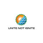 Unite not Ignite Logo - Entry #176