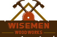 Wisemen Woodworks Logo - Entry #8