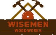 Wisemen Woodworks Logo - Entry #8