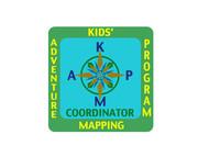 KAMPcoordinator : Kids' Adventure Mapping Program   Logo - Entry #27
