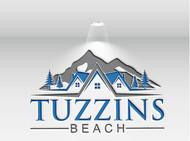 Tuzzins Beach Logo - Entry #24