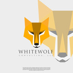 White Wolf Consulting (optional LLC) Logo - Entry #520