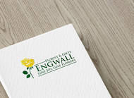 Engwall Florist & Gifts Logo - Entry #228