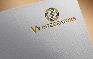 V3 Integrators Logo - Entry #87