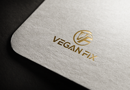 Vegan Fix Logo - Entry #198