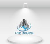 CMW Building Maintenance Logo - Entry #373