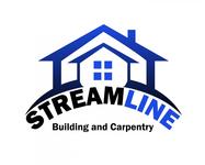 STREAMLINE building & carpentry Logo - Entry #72
