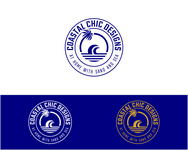 Coastal Chic Designs Logo - Entry #120