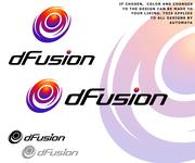 dFusion Logo - Entry #101