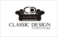classic design furniture Logo - Entry #30
