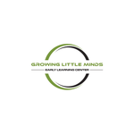 Growing Little Minds Early Learning Center or Growing Little Minds Logo - Entry #89