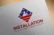 Installation Nation Logo - Entry #34