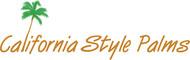 California Style Palms Logo - Entry #2