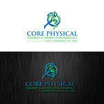 Core Physical Therapy and Sports Performance Logo - Entry #46
