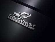 CA Coast Construction Logo - Entry #287