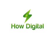 How Digital Logo - Entry #115