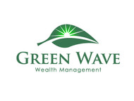 Green Wave Wealth Management Logo - Entry #149