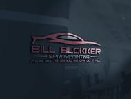 Bill Blokker Spraypainting Logo - Entry #101