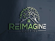Reimagine Roofing Logo - Entry #154