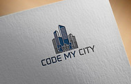 Code My City Logo - Entry #38