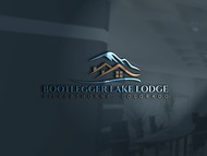 Bootlegger Lake Lodge - Silverthorne, Colorado Logo - Entry #61