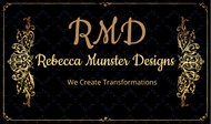 Rebecca Munster Designs (RMD) Logo - Entry #244