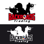 A company that sells tactical equipment and also owns an advertising firm. Logo - Entry #10