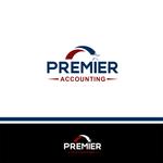 Premier Accounting Logo - Entry #216