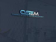 Omega Sports and Entertainment Management (OSEM) Logo - Entry #79