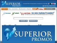Superior Promos Logo - Entry #193