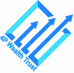 4P Wealth Trust Logo - Entry #178
