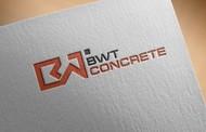 BWT Concrete Logo - Entry #376