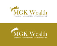MGK Wealth Logo - Entry #170