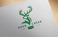 Deer Creek Farm Logo - Entry #173