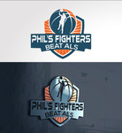 Phil's Fighters Logo - Entry #23