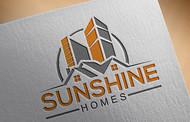 Sunshine Homes Logo - Entry #518