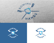 Rowing Hands Logo - Entry #41