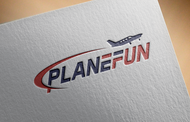 PlaneFun Logo - Entry #119