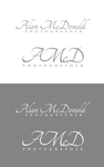 Alan McDonald - Photographer Logo - Entry #118