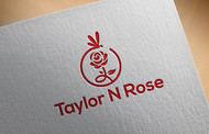 Taylor N Rose Logo - Entry #59
