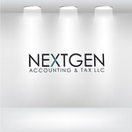 NextGen Accounting & Tax LLC Logo - Entry #362