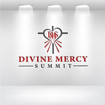 Divine Mercy Summit Logo - Entry #52